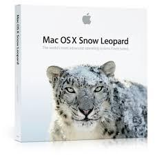 macos snow leopard