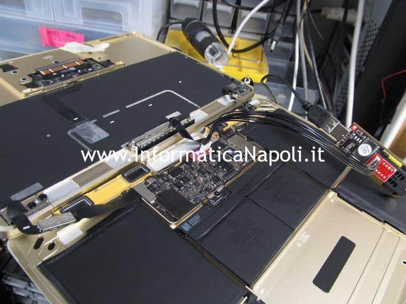 programmare EFI BIOS macbook A1534