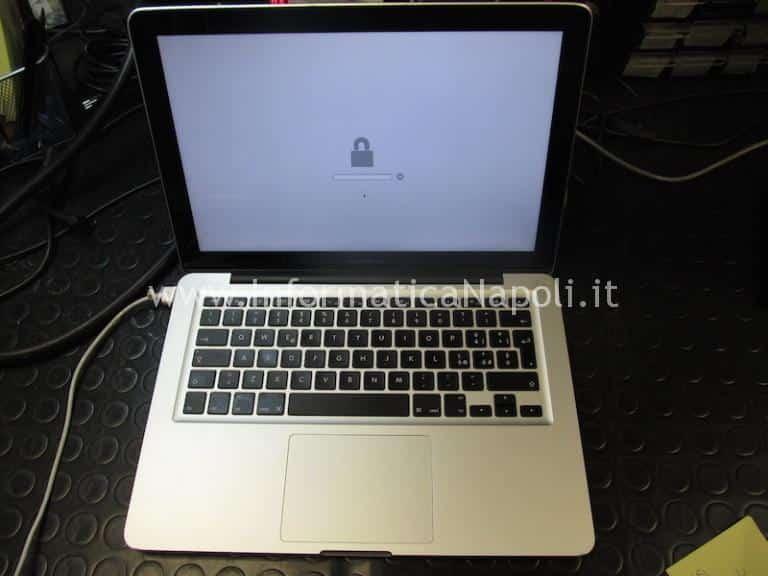 Ripristino bios EFI MacBook pro 13 A1278