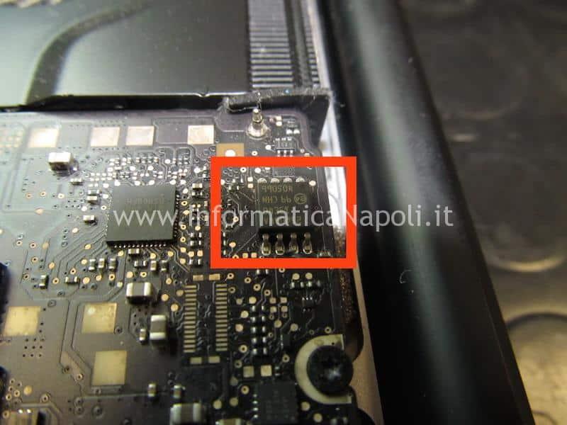 Bios EFI macbook 13 a1278