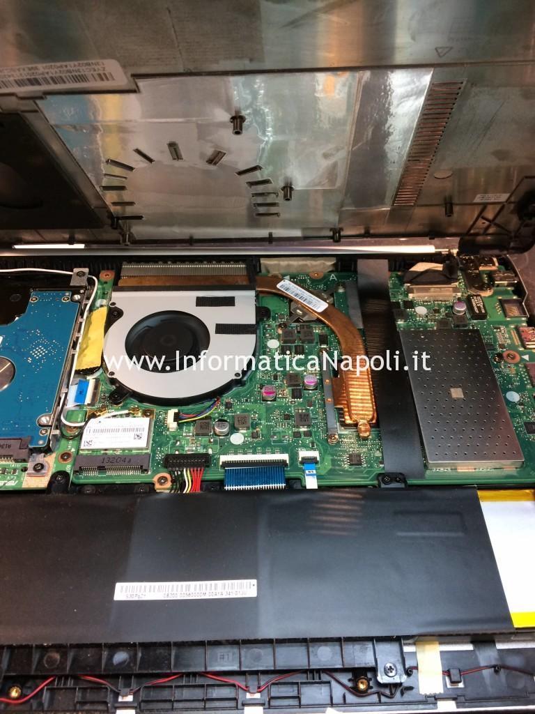Assistenza riparazione Asus VivoBook S301L | S301LA | S301LP