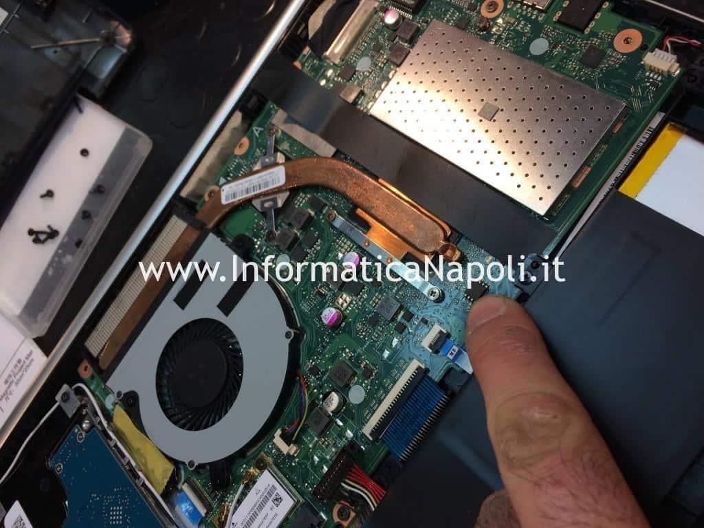 chip bios eeprom Asus VivoBook S301L | S301LA | S301LP