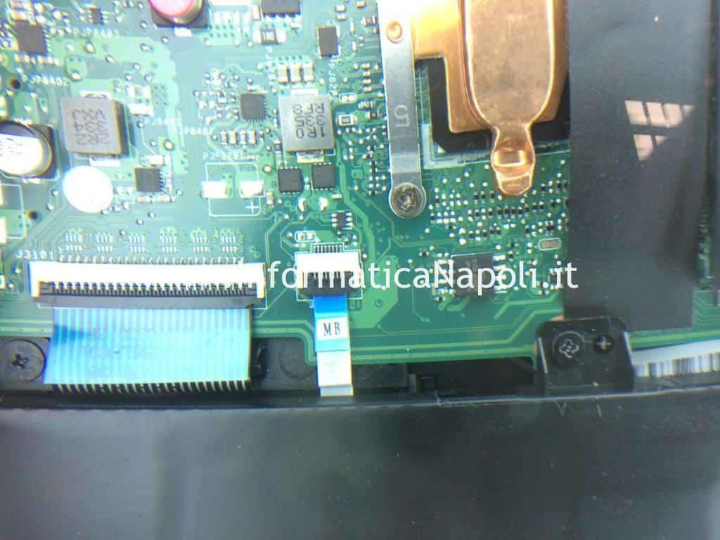 come riparare un Asus VivoBook S301L | S301LA | S301LP che non si avvia