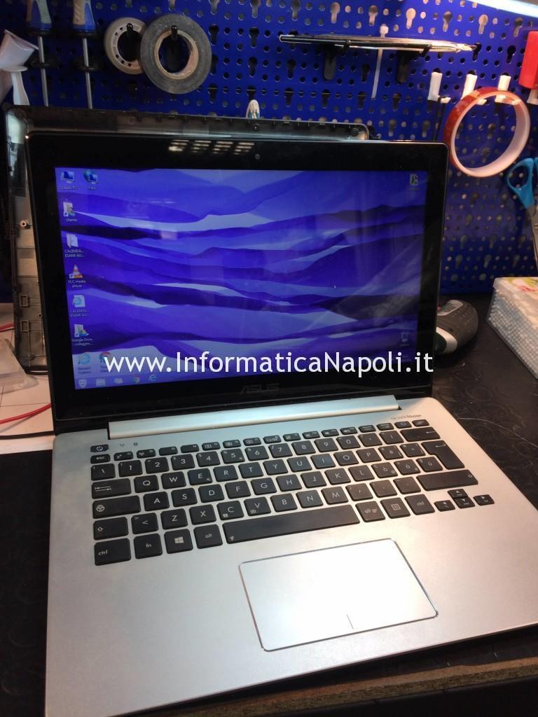 Asus VivoBook S301L | S301LA | S301LP ripristinato