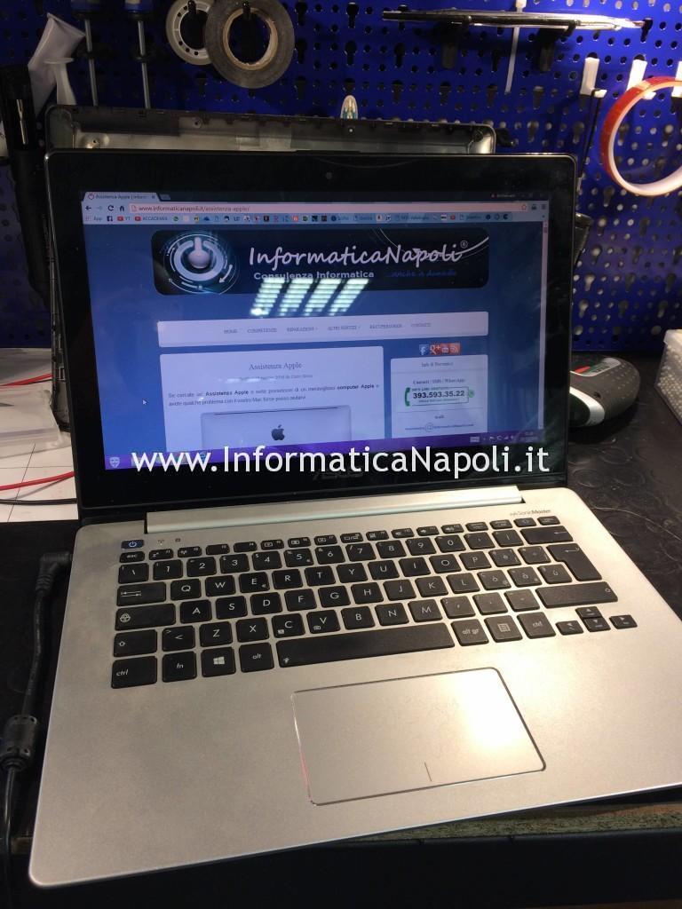 Asus VivoBook S301L | S301LA | S301LP riparato funzionante