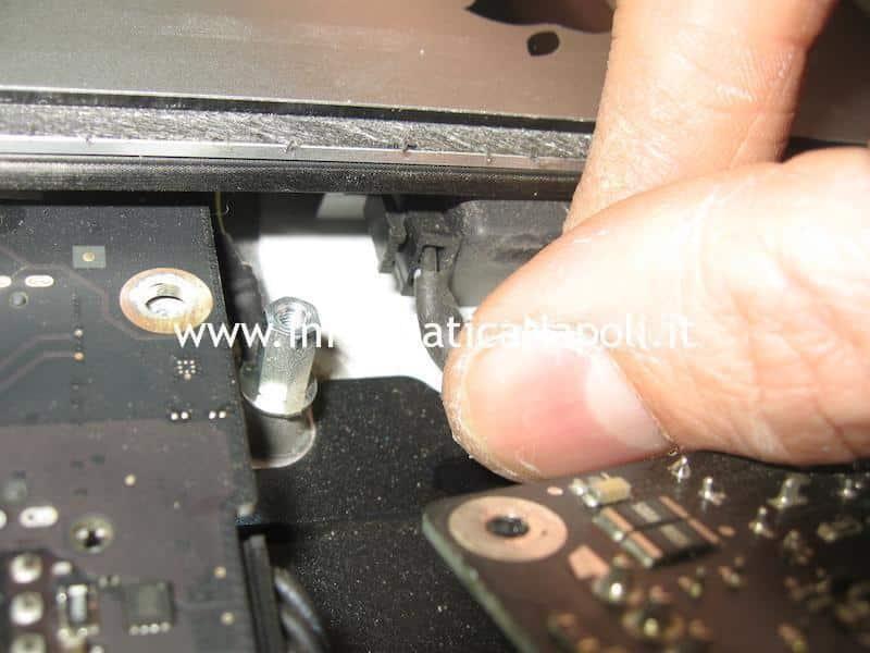 connettore alimentazione PSU alimentatore 185W APA007 02-6712-6700 661-6700 661-7111 661-7512 E131875 iMac 21.5 slim A1418