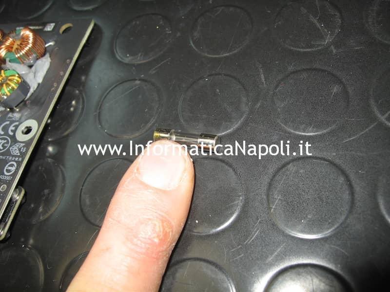 fusibile iMac 21.5 slim A1418 2012 2013 2014 2015 non si accende