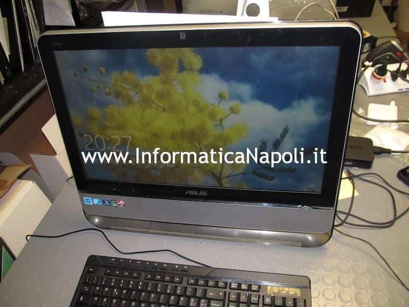 problema spegnimento ASUS EeeTop PC ET2203T
