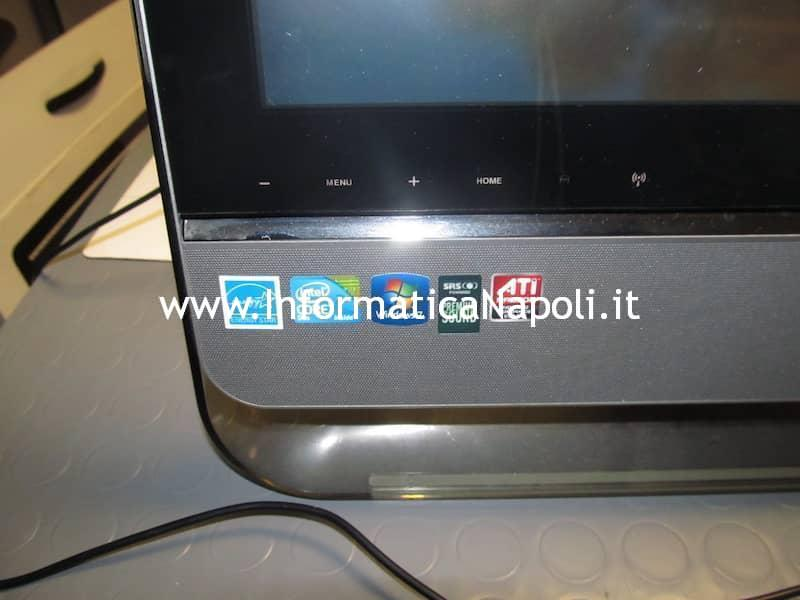 ASUS EeeTop PC ET2203T si spegne