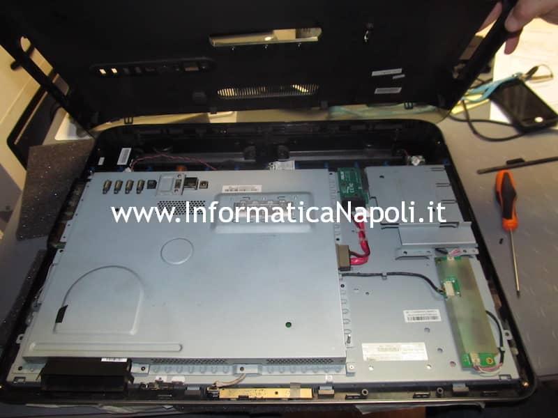 apertura scheda madre ASUS EeeTop PC ET2203T
