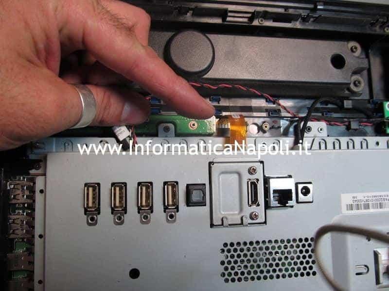 flat connettori ASUS EeeTop PC ET2203T
