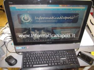 ASUS EeeTop PC ET2203T riparato funzionante