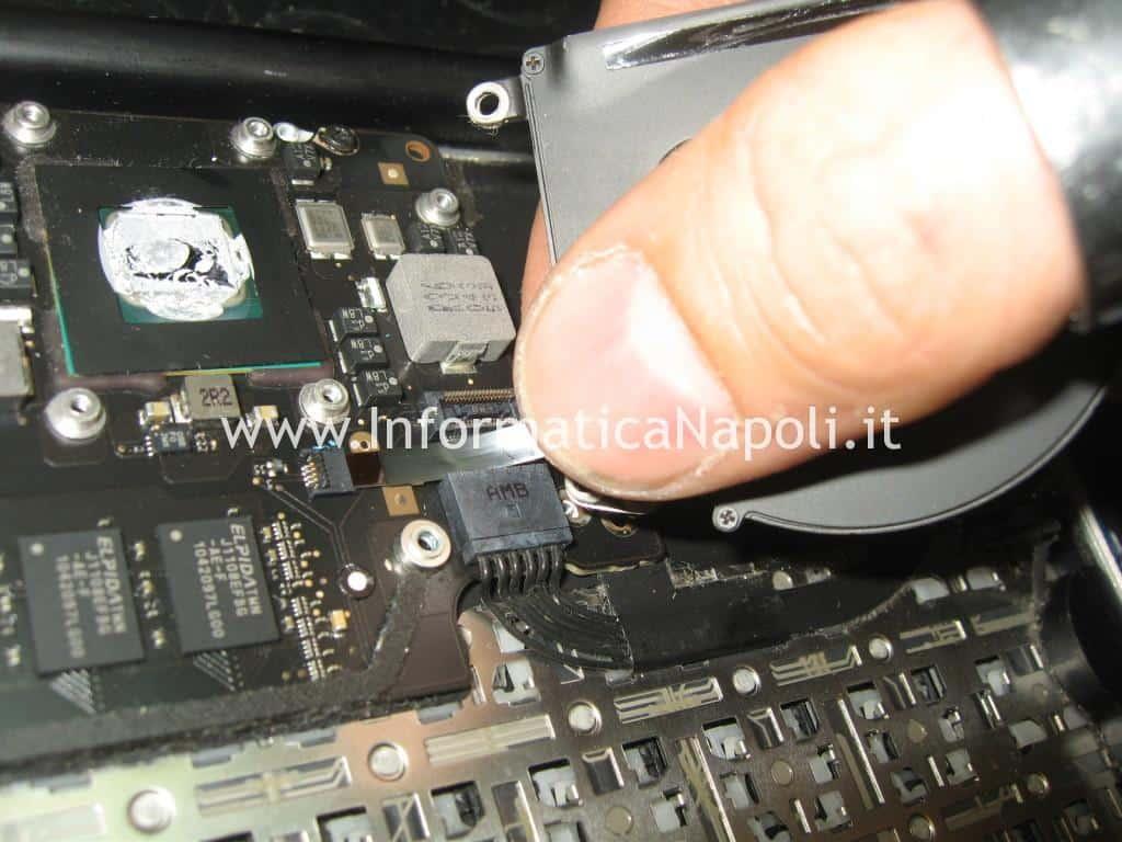 ventola Apple MacBook Air 11 A1370 A1465