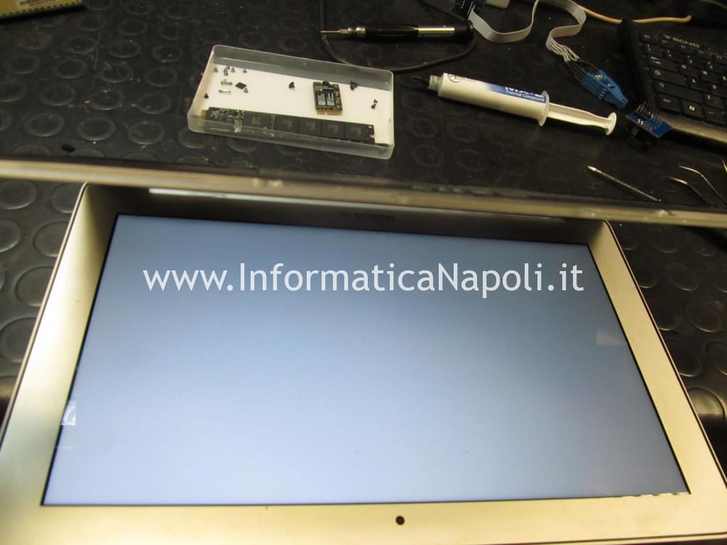 macbook air 11 A1370 A1465 late 2010 2011 2012 2013 2014 2015 riparato funzionante