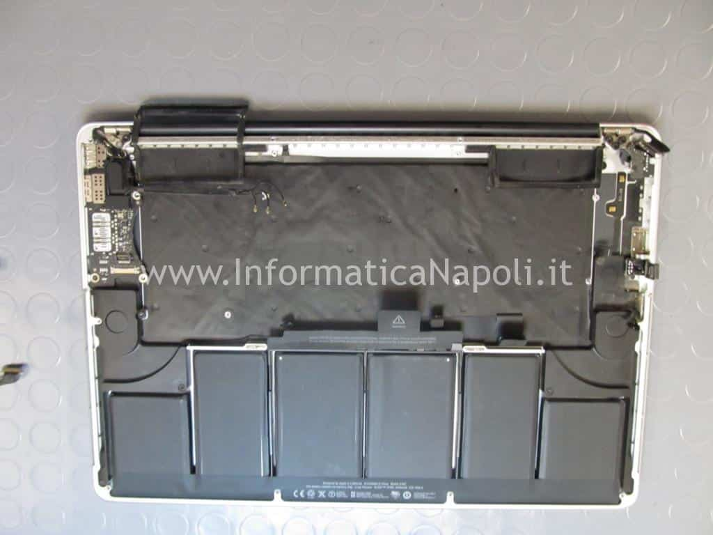riparare MacBook Pro 15 retina A1398 EMC 2512 2012 nVidia N13P-GT-W-A2 GeForce GT 650M