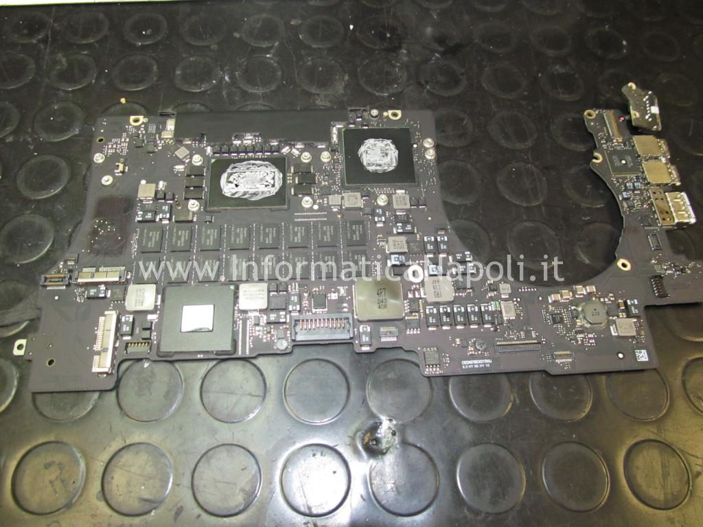logic board 820-3332-A MacBook Pro 15 retina A1398 EMC 2512
