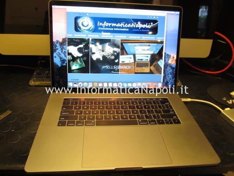 Ripristino MacBook pro 15 retina 2016 | 2017 A1707