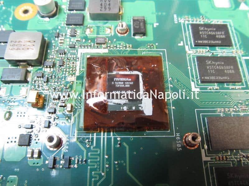 Reballing Rework n15s-gt-s-a2 GeForce GT 840M Asus N56