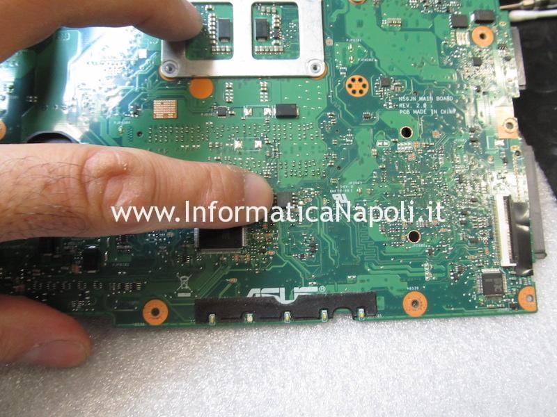 ripristino bios chip bios Asus N56JN 2.0