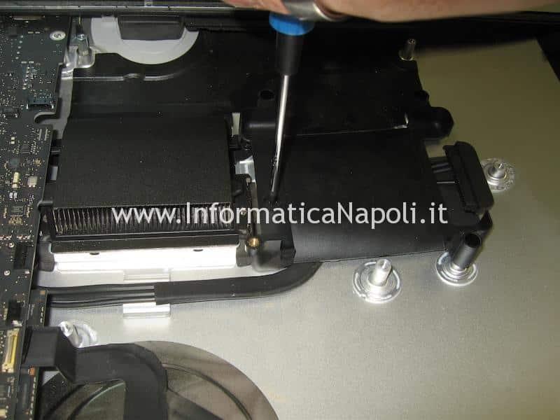 logic board dissipatore iMac A1418 21.5
