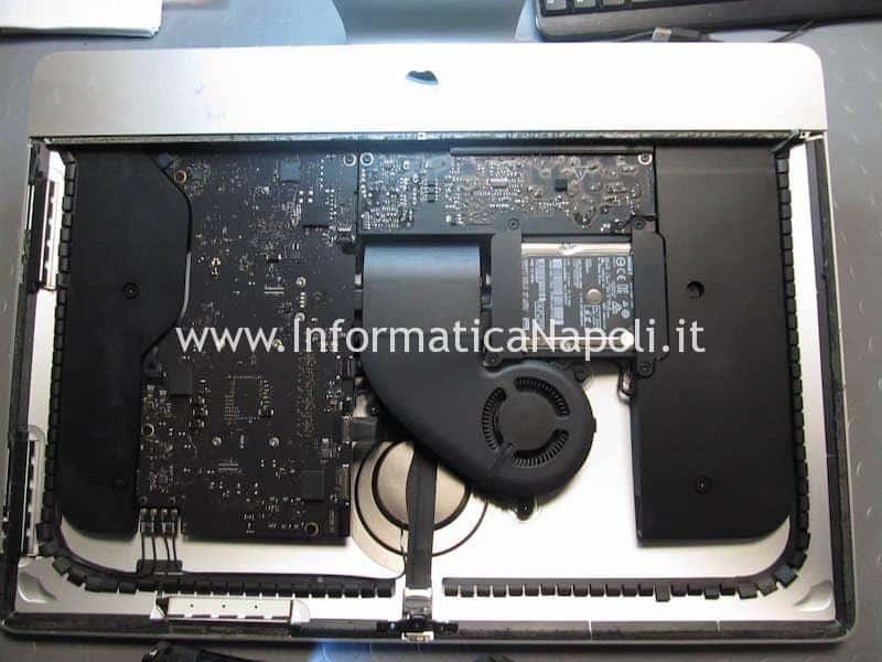 come sbloccare iMac A1418 21.5 EFI Winbond 25Q64FVIQ 2013 | 2014 | 2015 | 2016 | 2017 logic board 820-00431-A