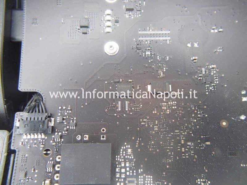 problemi blocchi richiesta codice iMac A1418 21.5 EFI Winbond 25Q64FVIQ 2013 | 2014 | 2015 | 2016 | 2017 logic board 820-00431-A