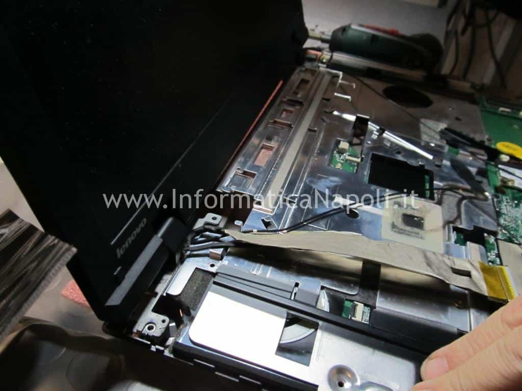 display thinkpad SL510 type 2847 MB DAGC3AMB8IO