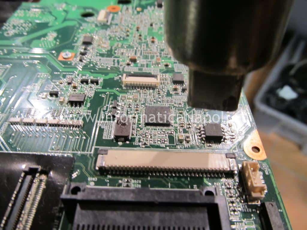 bios Toshiba Satellite L50D | L50D-B-13C type MB DAGC3AMB8IO winbond 25Q16BVSIG