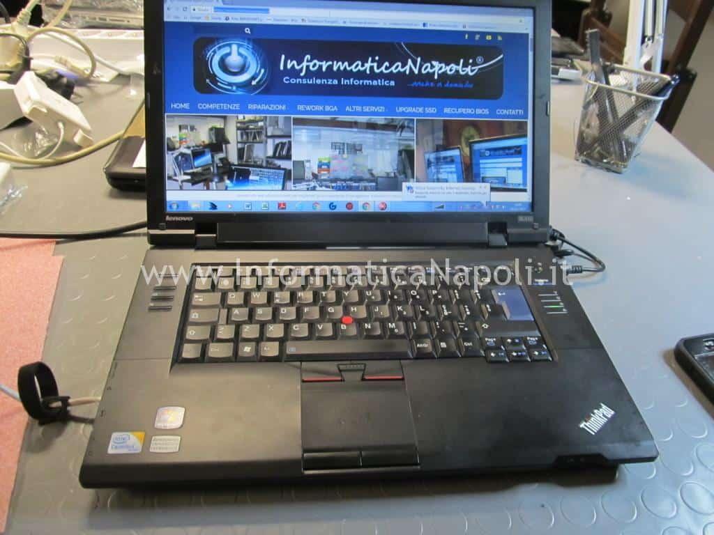 Problema accensione Lenovo SL510 2847
