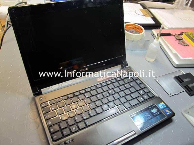 problema schermo nero Asus U35J nVidia GeForce 310M