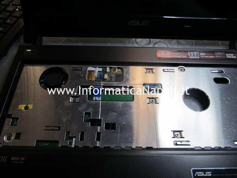riparazione Asus U35J nVidia GeForce 310M