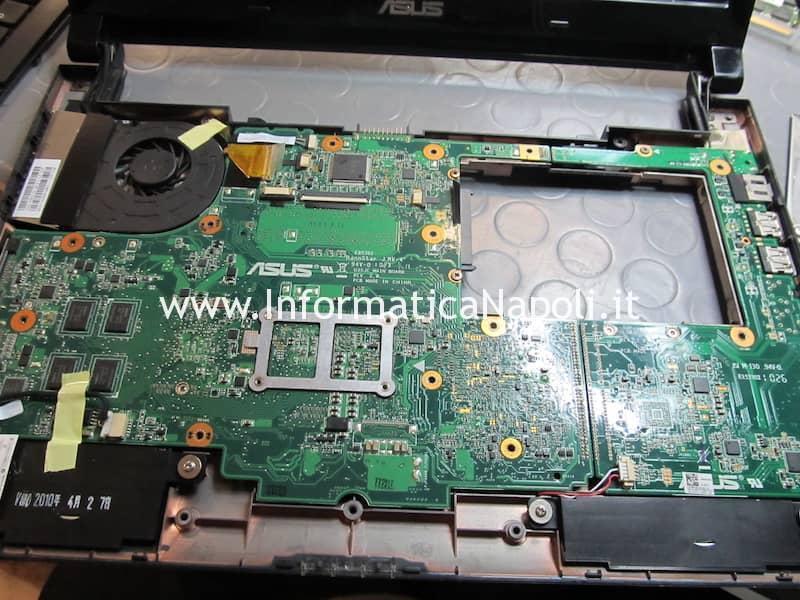 problema scheda madre Asus U35J nVidia GeForce 310M