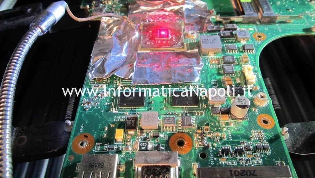 problema Asus U35J nVidia GeForce 310M non si avvia