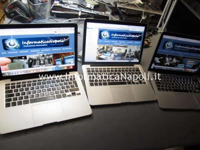 MacBook Pro 13 retina A1425 | A1502 bloccato