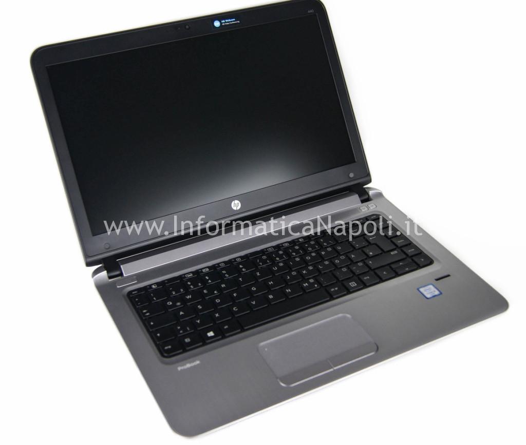 HP ProBook 440 non si avvia