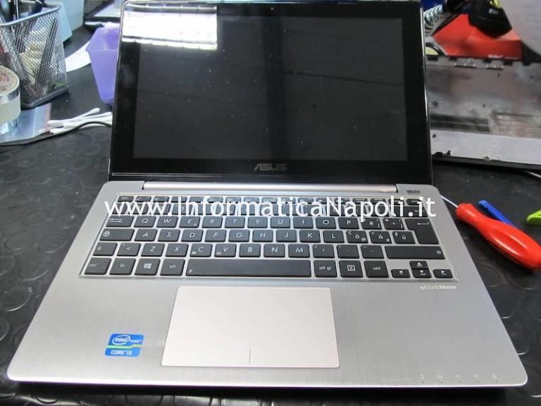 Problema accensione Asus VivoBook S200E