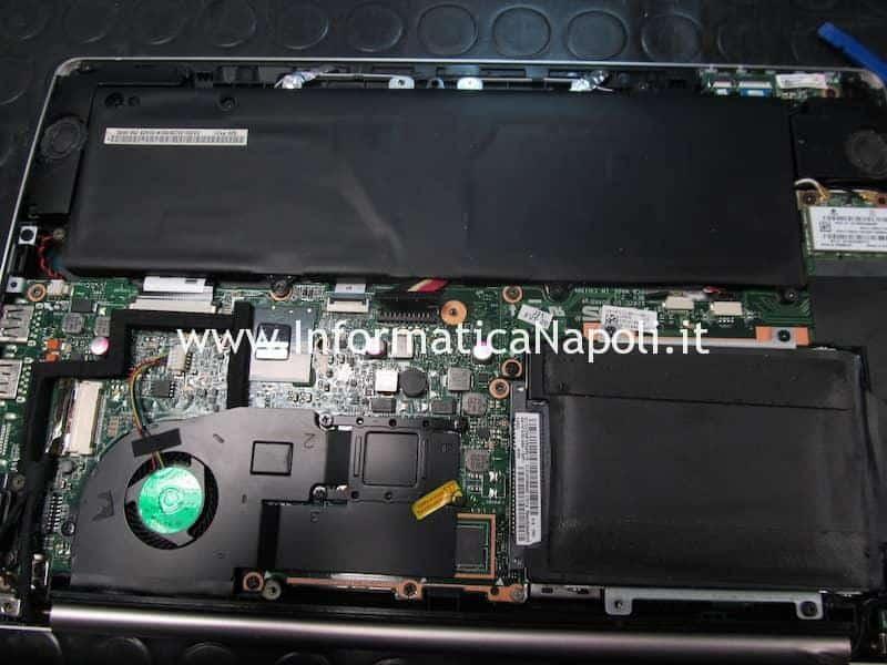 Asus VivoBook S200E non si accende