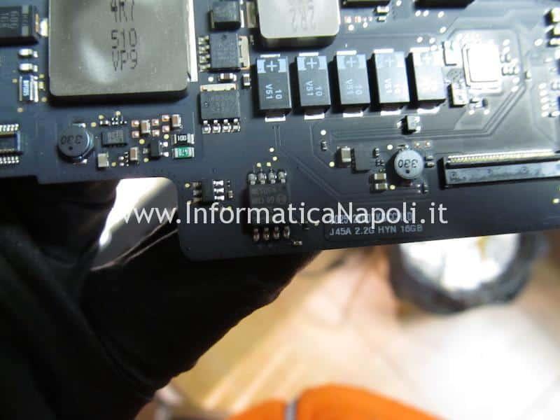 come sbloccare MacBook Pro retina 15 A1398 2012 | 2013 | 2014 | 2015 820-3662-A