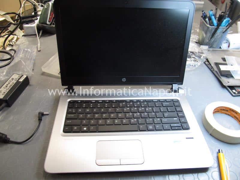 Problema HP ProBook 440 G3 non si accende