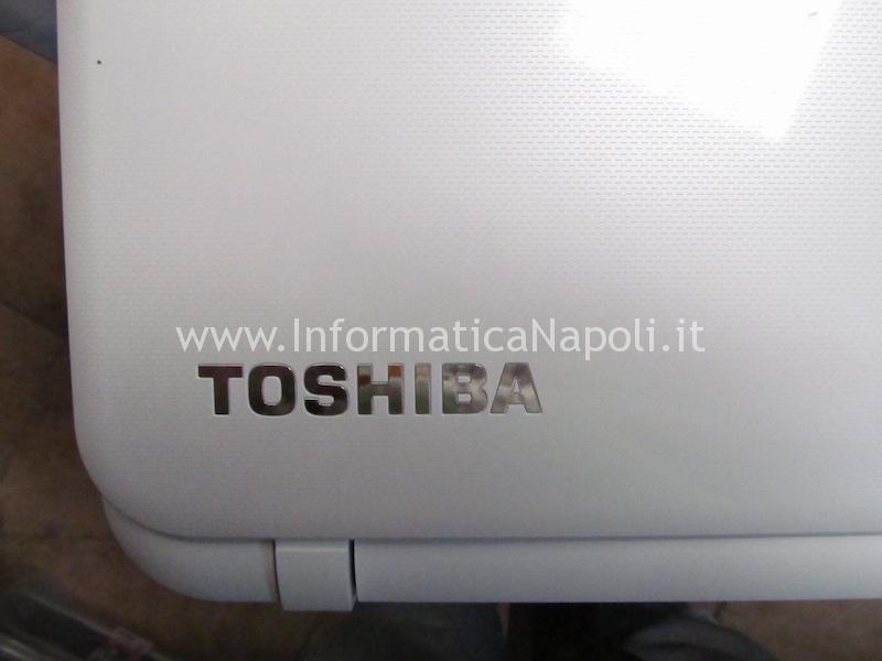 problema Toshiba Satellite L50D L50D-B-13C non si avvia