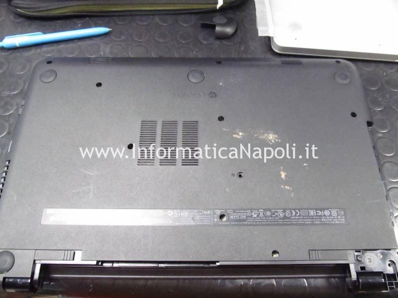 aprire riparare assistenza HP 250 G3