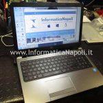 problema risolto scheda video bios HP 250 G3 bios ripristinato funzionante