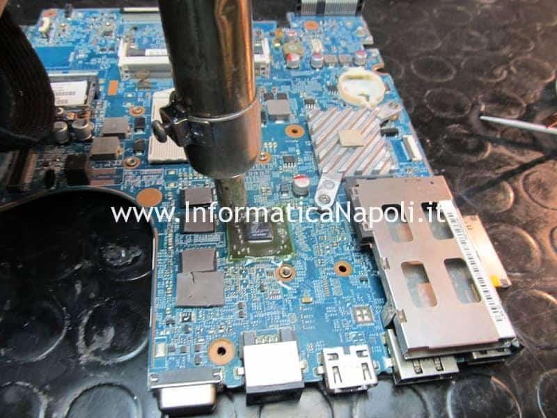 reballing HP ProBook 4520s
