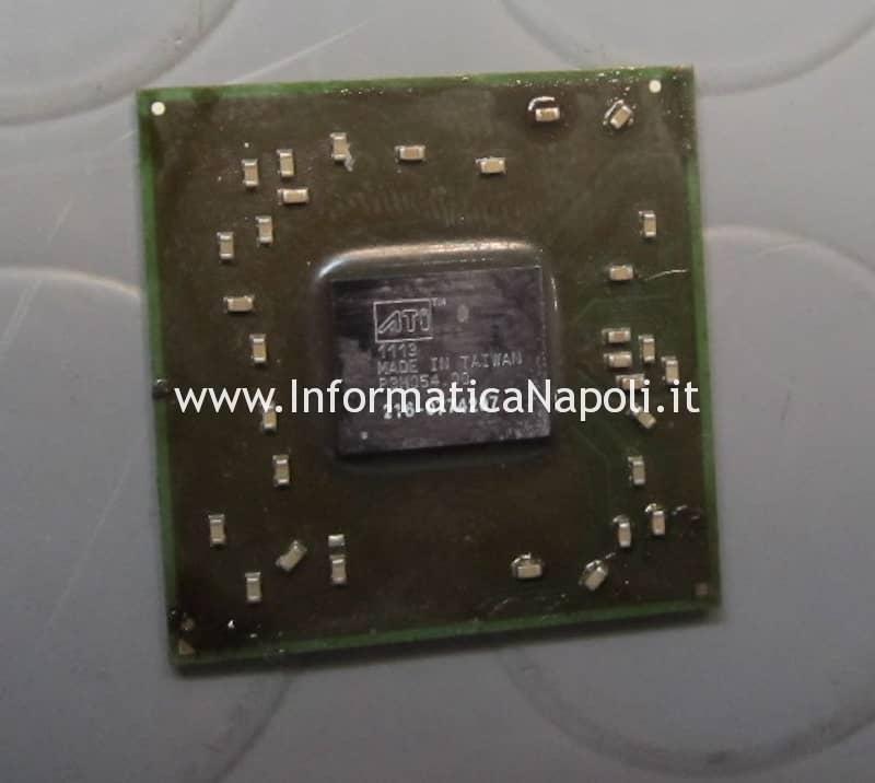 reballing CHIP grafico 216-0774207 BGA HP ProBook 4520s ATI Mobility Radeon HD 4330 5470 6370