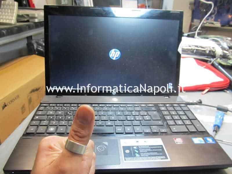 HP ProBook 4520s riparato funzionante