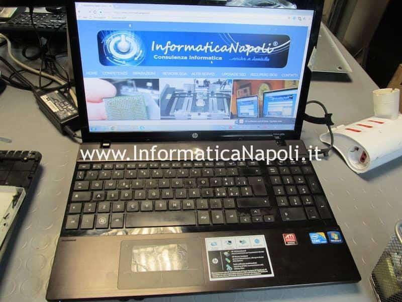 Assistenza riparazione HP ProBook 4520s