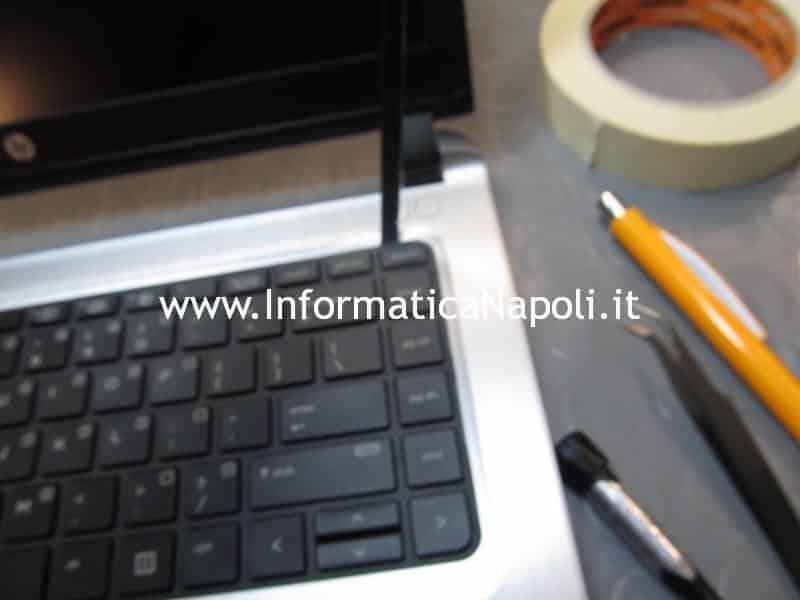 problemi accensione HP ProBook 440 G3