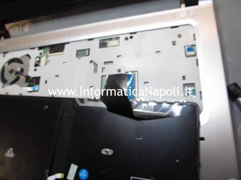 sostituzione tastiera HP ProBook 440 G3