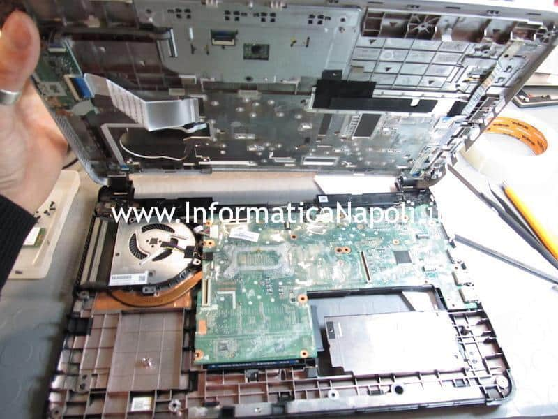 HP ProBook 440 G3 X61 DA0X61MB6G0 non si accende