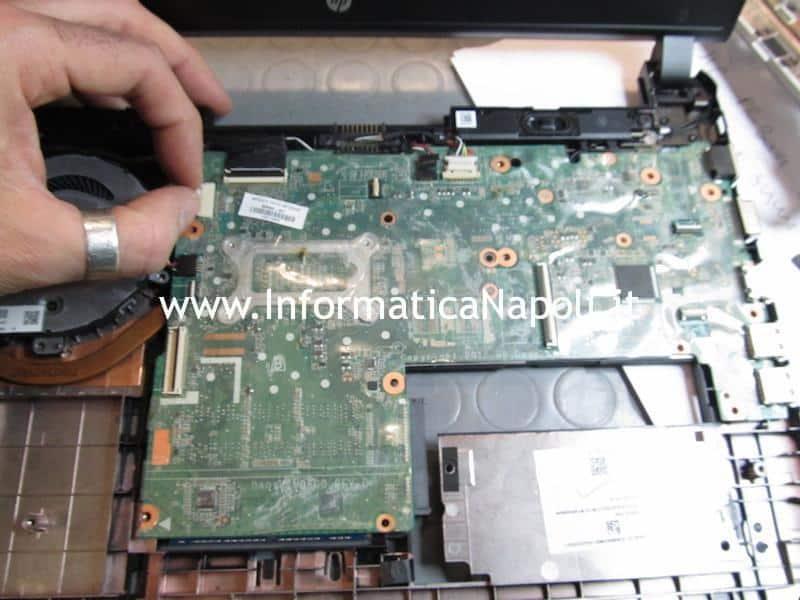 HP ProBook 440 G3 X61 Motherboard DA0X61MB6G0 non si accende